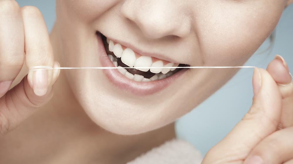 How do I keep my teeth clean?